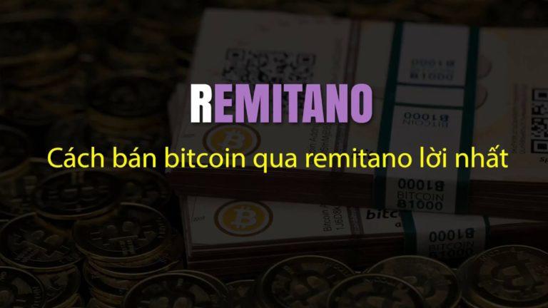Hướng dẫn mua bán Bitcoin Cash trực tiếp trên Remitano