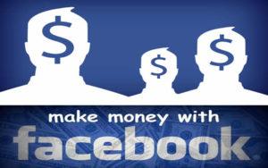 Các cách kiếm tiền từ Facebook ads 2018