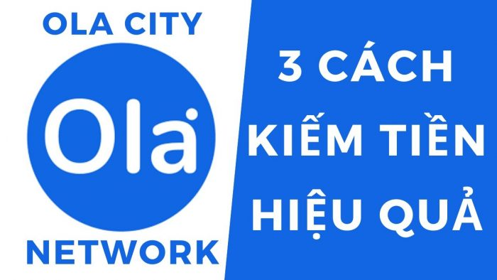 Ola City là gì? OlaCity uy tín hay đang scam?